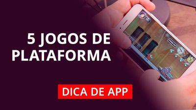 5 melhores jogos de plataforma #DicaDeApp