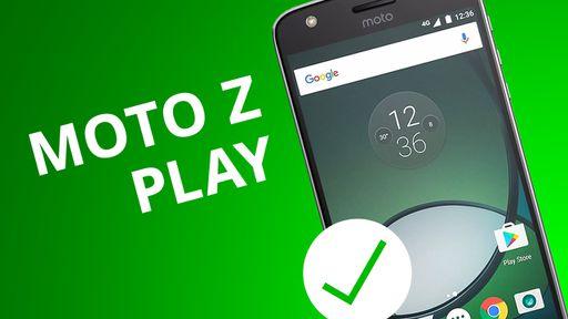 5 motivos para COMPRAR o Moto Z Play