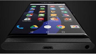 Com preço alto, BlackBerry Priv é aposta no futuro da marca