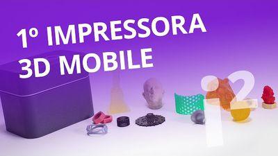 OLO: primeira impressora 3D para Smartphone [Inovação ²]