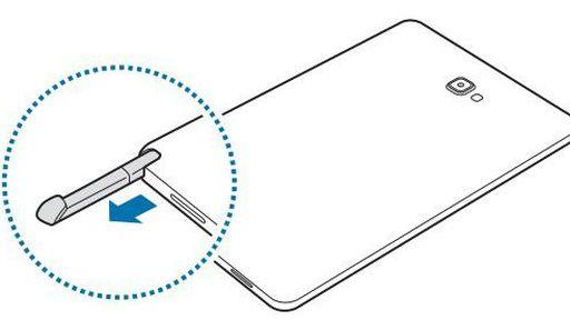 Próximo tablet da Samsung pode vir acompanhado com caneta S Pen