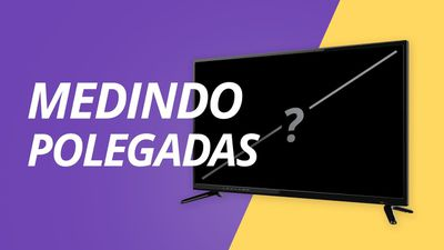 COMO são medidas as POLEGADAS da TV, CELULAR e TABLET? [CT Responde]