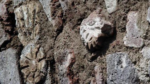 Descoberta arqueológica asteca será enterrada no México por falta de verba