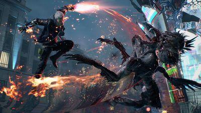 Devil May Cry 5 ganha novo trailer de jogabilidade e mais detalhes na TGS 2018