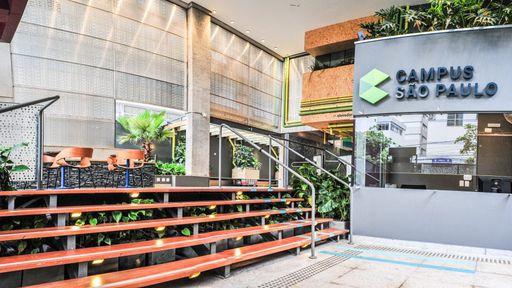 Google Campus São Paulo já é o segundo maior do mundo