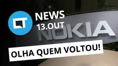 A volta da Nokia, novidades no Tinder, GTA V no mundo real e + [CTNews]