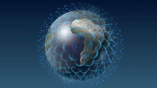 Uma outra corrida espacial está em andamento: a dos satélites de internet
