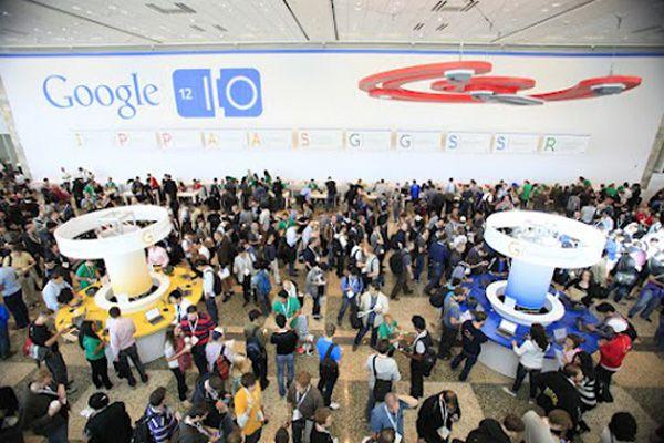 Salão do google i/o