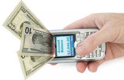 Pagamento via celular