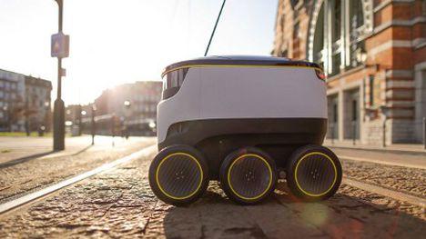 Serviço de correios da Suíça empregará robôs nas entregas