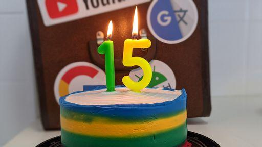 Google Brasil 15 anos | Veja a evolução da tela inicial do buscador