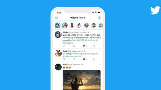Como usar a função Fleets do Twitter, similar ao Instagram Stories
