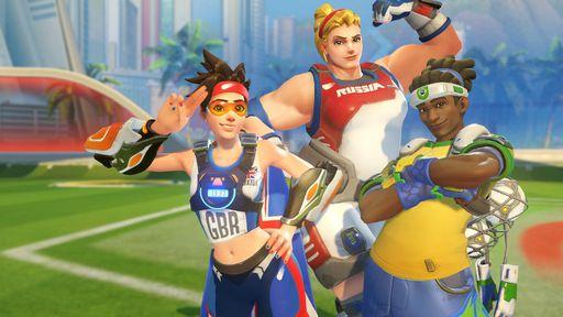 Overwatch ganha modo especial inspirado no Brasil e nas Olimpíadas
