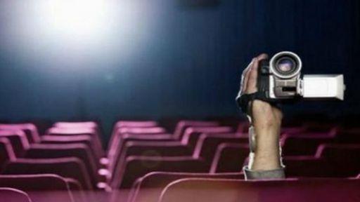Camcording   Gravar filmes dentro das salas de cinema vai virar crime