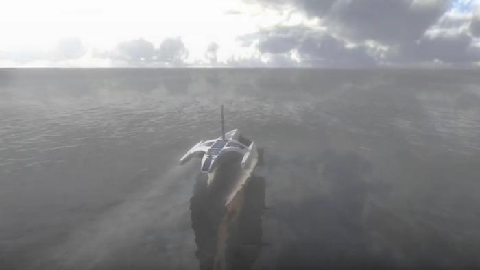 Mayflower é o primeiro navio autônomo que deve cruzar o Atlântico em 2020