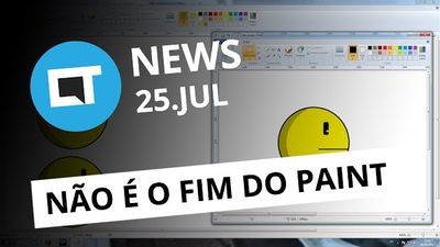 Microsoft explica fim do Paint; Flash vai acabar em 2020; Moto Z2 Force[CT News]