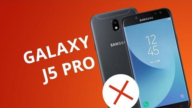 1c569638fb2 5 motivos para NÃO comprar o Galaxy J5 Pro - Vídeos - Canaltech