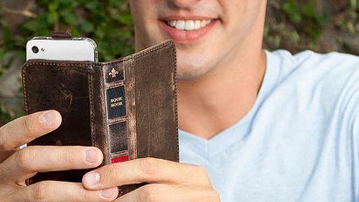 BookBook: case transforma seu iPhone em uma carteira