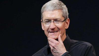 Biografia sobre Tim Cook, atual CEO da Apple, será lançada em abril