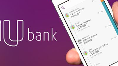 Nubank quer atrair mais clientes com novo aporte de US$ 80 milhões