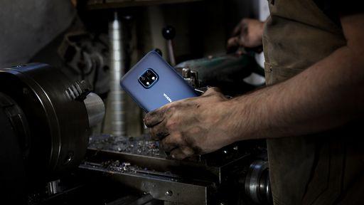 Nokia XR20 mostra resistência e reparabilidade razoável em vídeo de desmanche