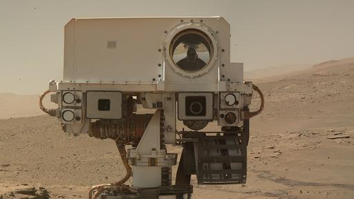 Estranho padrão de oxigênio recém-descoberto em Marte intriga cientistas
