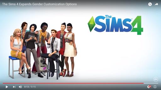 The Sims 4 ganha atualização com mais opções de gênero
