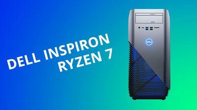 Combo Gamer Dell Inspiron Ryzen 7
