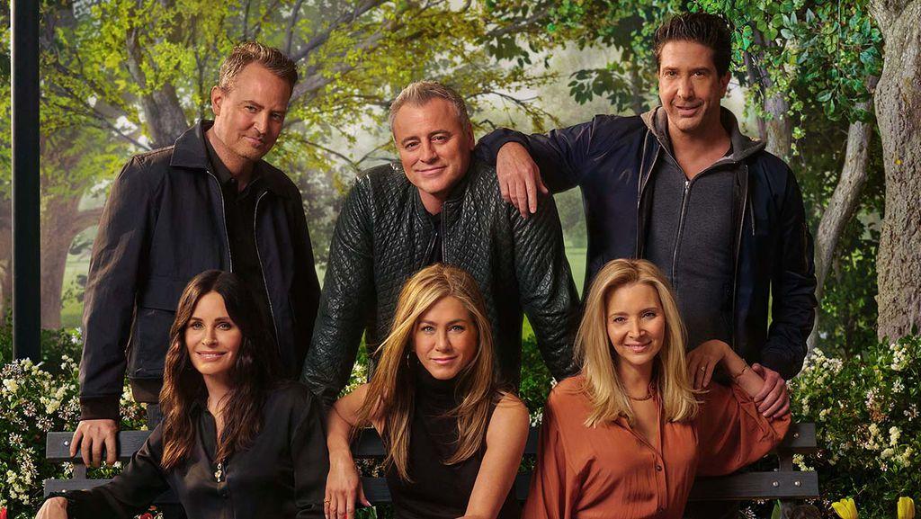 Todas as temporadas de Friends estarão disponíveis no HBO Max desde o primeiro dia do serviço; especial também é outra grande atração que estará disponível no serviço