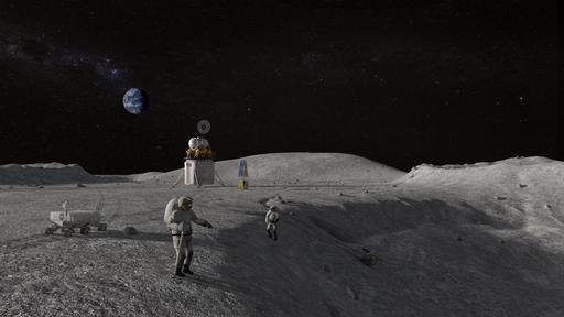 NASA aceita desafio do governo e confirma retorno à Lua em 2024