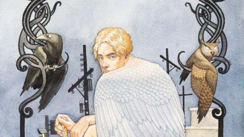 Nova coletânea nacional reúne 5 histórias do criador de Sandman