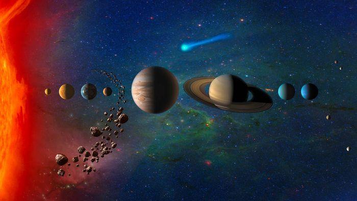 Fim do Sistema Solar   Como a Via Láctea vai nos destruir em 1 trilhão de anos