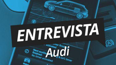 CT Entrevista - Gerold Pillekamp (Audi): Audi e os carros do futuro