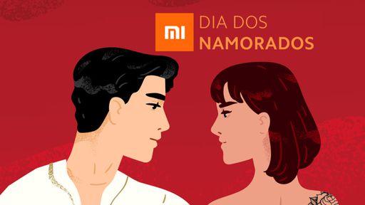 Xiaomi Brasil vende celular e Mi Band com brinde em oferta de dia dos namorados