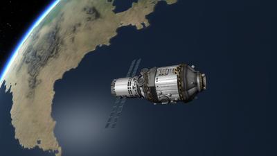 Desgovernada, estação espacial da China cairá na Terra em alguns meses
