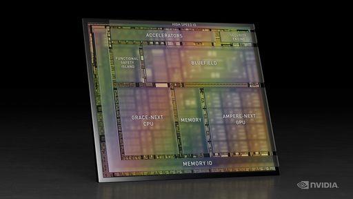 Nvidia apresenta processador focado em veículos autônomos