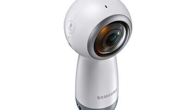 Gear 360: nova câmera portátil da Samsung captura vídeos 360° em 4K