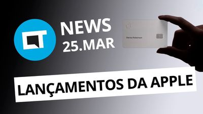 Evento da Apple; Recorde do Galaxy S10; Acordo comercial Brasil x EUA [CT News]