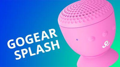 GoGear Splash GPS 2500: a caixa de som bluetooth com traje de banho [Análise]