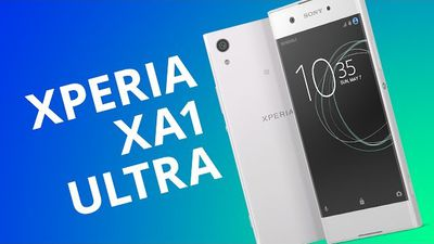 Sony Xperia XA1 Ultra [Análise / Review]