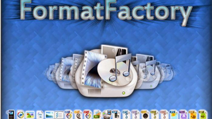 O que é Format Factory?