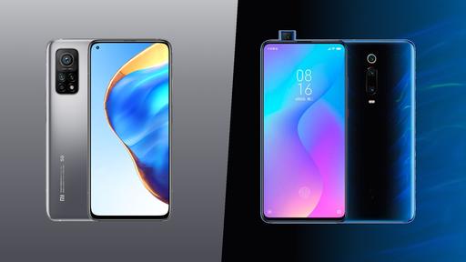 Xiaomi Mi 10T vs. Mi 9T: o que muda de uma geração para a outra?