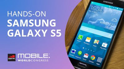 Experimentamos o Samsung Galaxy S5 [Hands-on | MWC 2014]