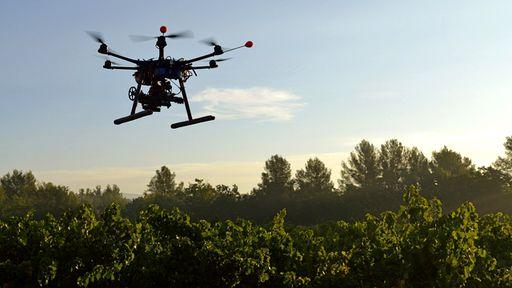 Qualcomm e AT&T querem testar drones com conexão 4G