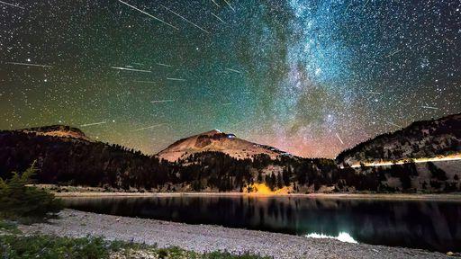 Chuva de meteoros Perseidas tem pico nesta madrugada; saiba como observar