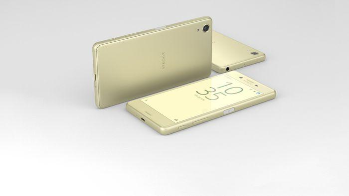 Até 2018, Sony só fabricará smartphones da linha Xperia X