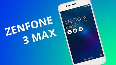Asus Zenfone 3 Max: o smartphone com super bateria [Análise/Review]