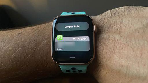 Como limpar todas as notificações no Apple Watch em 3 passos