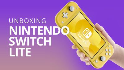 Unboxing | Nintendo Switch Lite