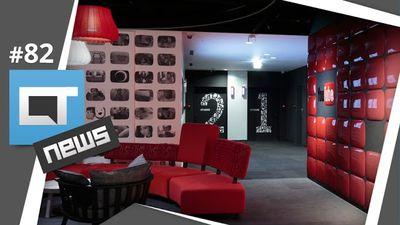 YouTube Space Brasil, FireTV Stick, Conexão de 1 Gbps [CT News #82]